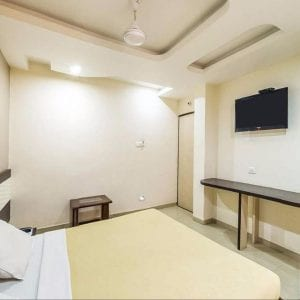 AC Room In Hotel In Mehsana
