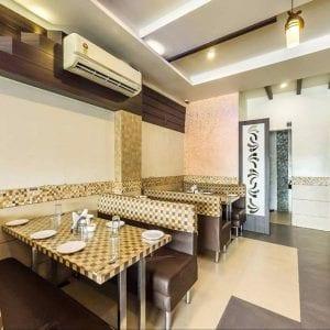 Restaurant Dining Area